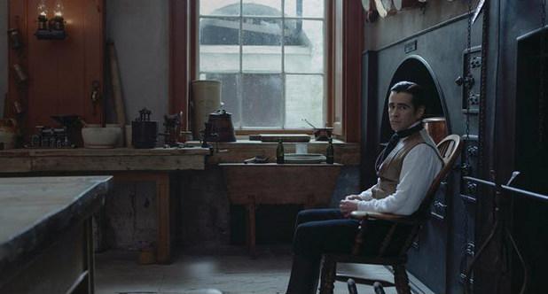 Colin Farrell in 'Miss Julie'