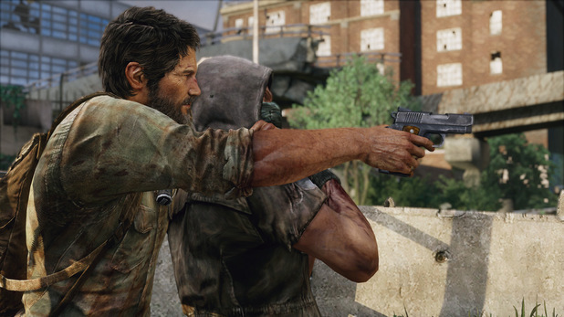 'The Last Of Us' screenshot