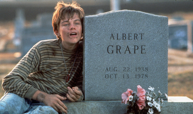 Leonardo DiCaprio in 'What's Eating Gilbert Grape?'