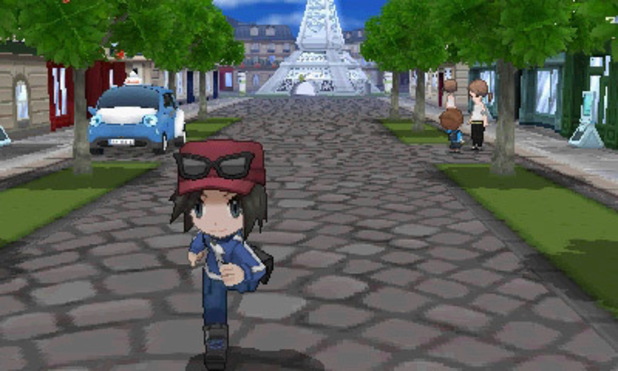 Pokemon X and Y: Luminose City