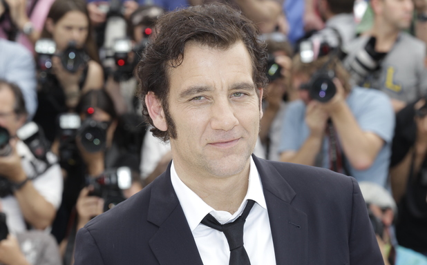 Clive Owen at Cannes 2012