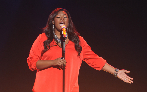 'American Idol' season 12 final part 1: Candice Glover