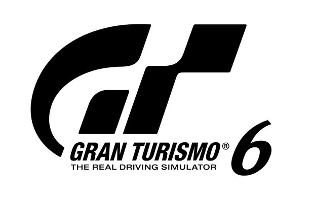 gran turismo 6 logo gran turismo 6 digital spy. Black Bedroom Furniture Sets. Home Design Ideas