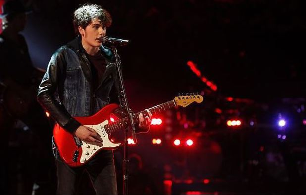 The Voice Season 4: Top 12 performances show - Garrett Gardner