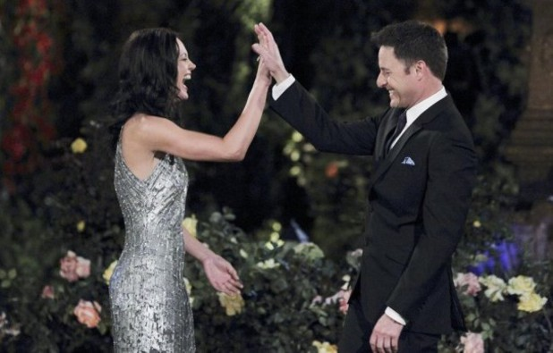 Bachelorette - Desiree Hartsock and Chris Harrison