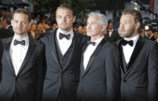 The Great Gatsby - Cannes screening
