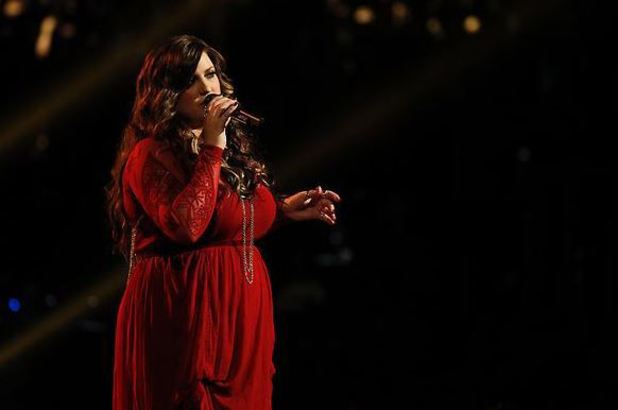The Voice Season 4: Top 12 performances show - Sarah Simmons