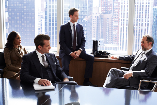 Gabriel Macht in 'Suits'