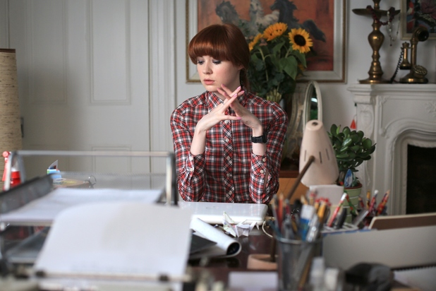 Karen Gillan in Not Another Happy Ending