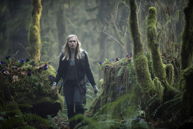 Eliza Taylor as Clarke in 'The 100'