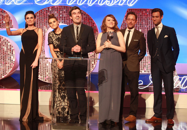 The British Soap Awards 2013: Winners