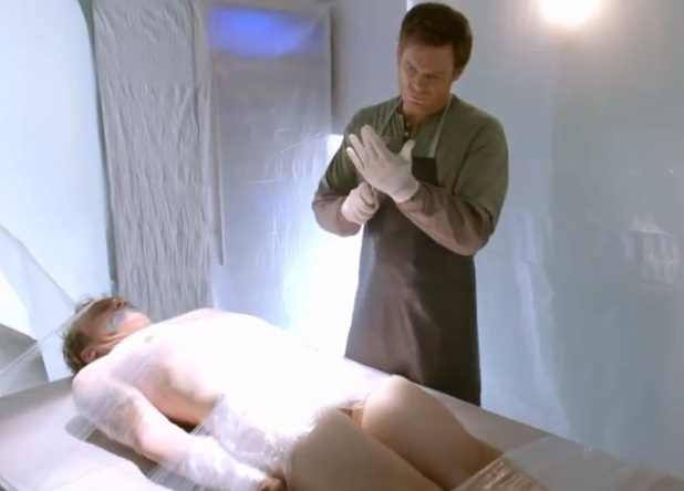 Dexter season 8 trailer still