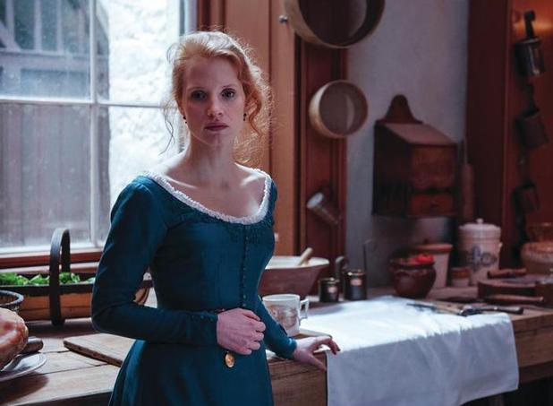 Jessica Chastain in 'Miss Julie'