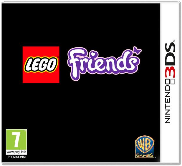 'LEGO Friends' pack shot