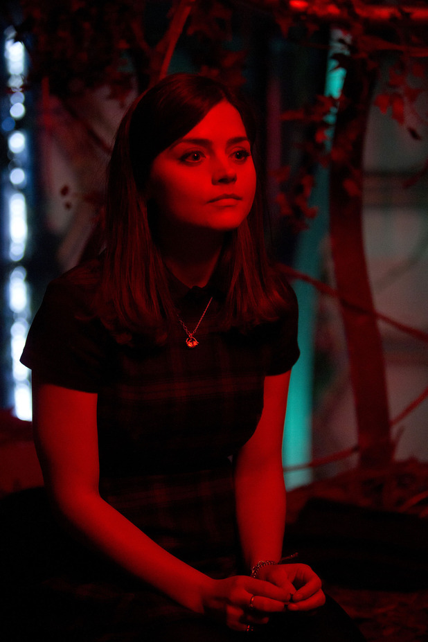 Clara (Jenna-Louise Coleman)