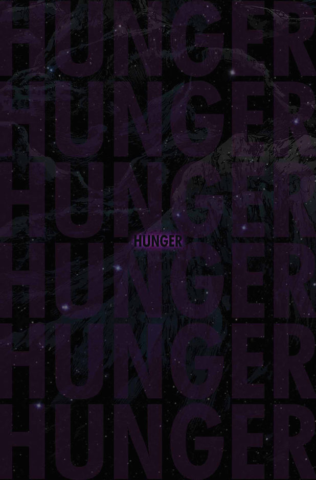 'Hunger' teaser artwork