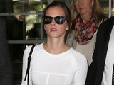 Emma Watson, Cannes Film Festival 2013, Nice airport 