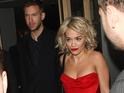Rita Ora & Calvin Harris, Kim Kardashian, Justin Bieber in today's pictures.