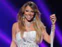 Mariah Carey performs for annual Macy's 4th of July Fireworks Spectacular.