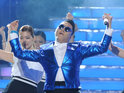 'American Idol' season 12 grand final: Psy performs 'Gentleman'