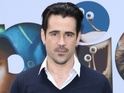 "Colin Farrell recalls that for 15 years he didn't utter ""a word sober""."
