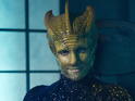 Some viewers complained after Madame Vastra kissed wife Jenny in latest episode.