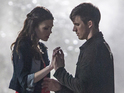 The CW show is a sci-fi take on Romeo and Juliet.