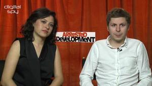 Alia Shawkat, Michael Cera 'Arrested Development' interview