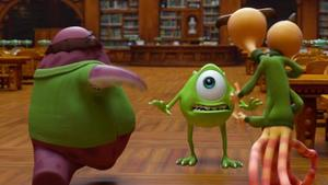 'Monsters University' trailer