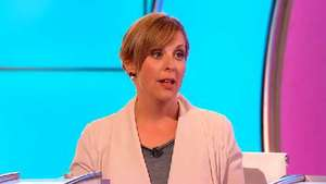 Mel Giedroyc talks snogging on 'Would I Lie To You'