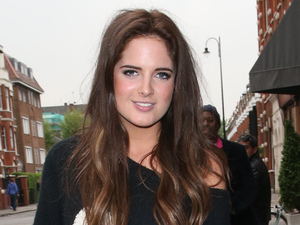 Binky Felstead, Made in Chelsea, Beaufort House, Love and Lust London launch party
