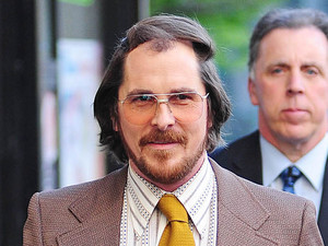 Christian Bale, American Hustle, weight gain, comb over