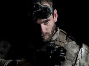 Eric Johnson as Sam Fisher in Splinter Cell Conviction