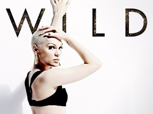 Jessie J 'Wild' single artwork.