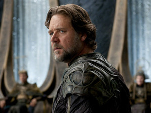Russell Crowe as Jor-El in Man of Steel