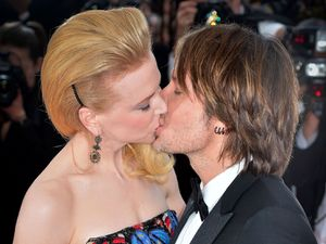 Nicole Kidman, Keith Urban, 66th Cannes Film Festival, kiss, PDA, Inside Llewyn Davis