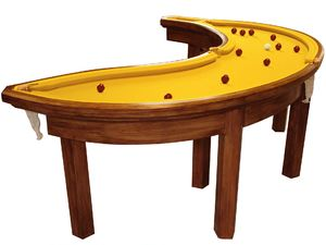 'Banana Pool' pool table