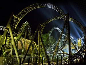 Alton Towers, The Smiler