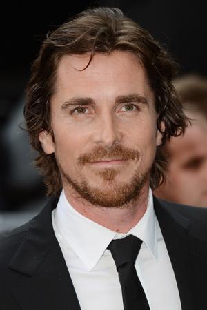 Christian Bale, The Dark Knight Rises premiere