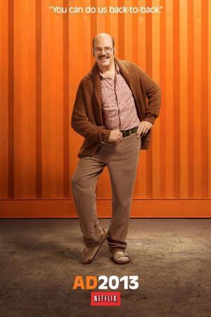 David Cross as Tobias Fünke in 'Arrested Development'