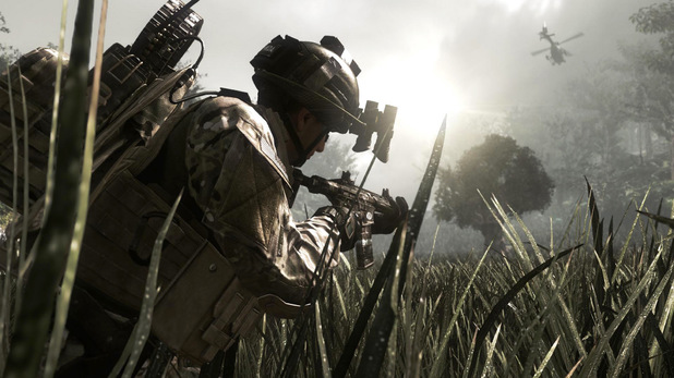 'Call of Duty: Ghosts' screenshot