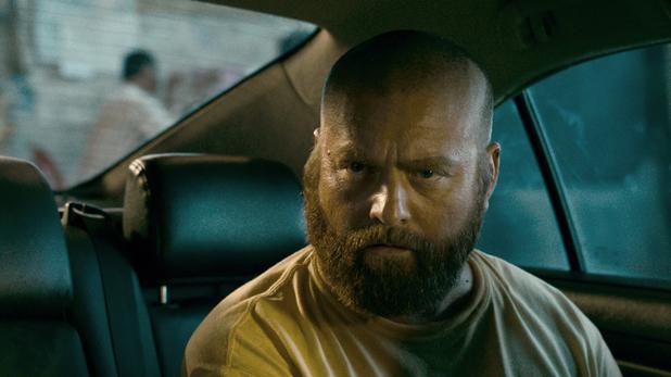 Alan Garner bald