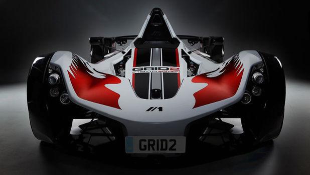GRID 2 Mono Edition
