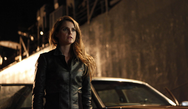 Keri Russell as Elizabeth Jennings in 'The Americans'