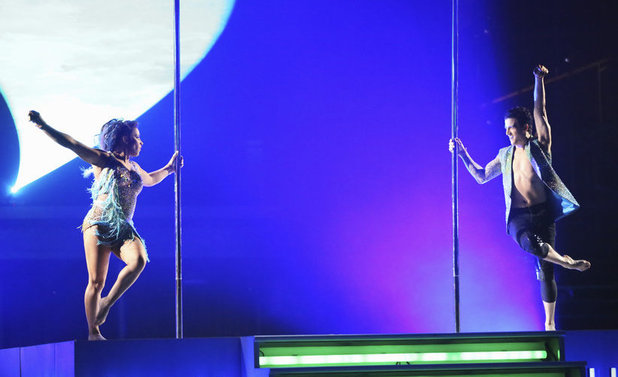 Dancing With The Stars Finale (Week 10): Aly Raisman & Mark Ballas