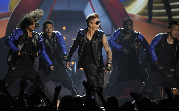Billboard Music Awards 2013: Justin Bieber