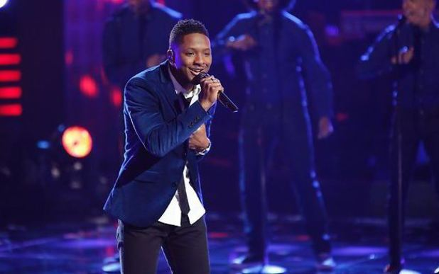 'The Voice' Top 10 performances: Kris Thomas
