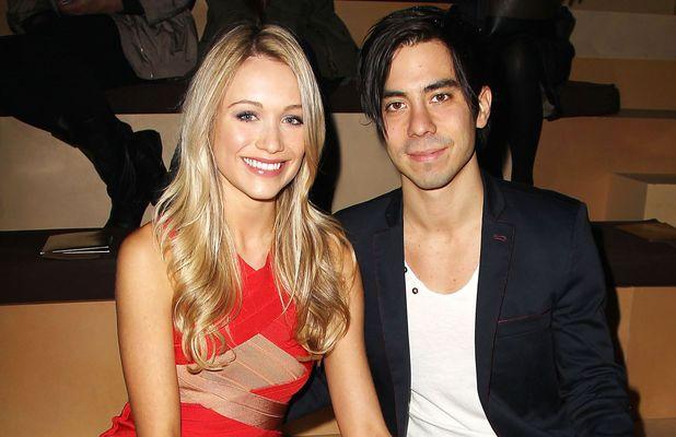 Katrina Bowden and Ben Jorgensen