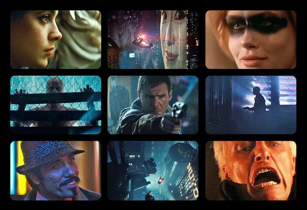 9 Film Frames: Blade Runner