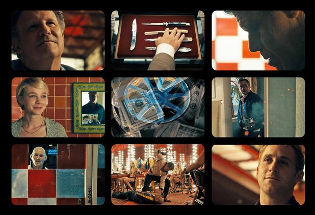 9 Film Frames: Drive